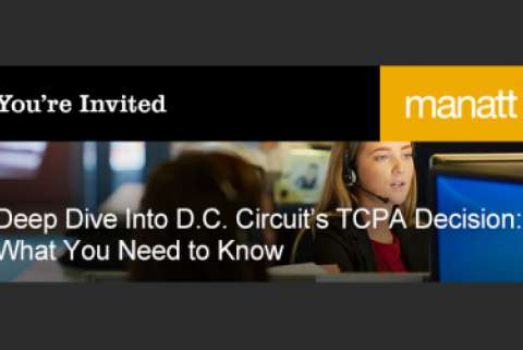 March 23 Webinar DC Circuit Decision