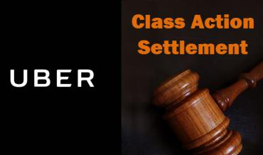 Uber $20 Million Class Action Settlement