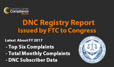 2017 DNC Report Released to Congress by FTC