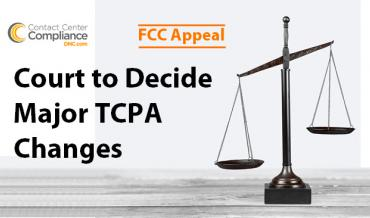 Appeal of FCC 2015 TCPA Order