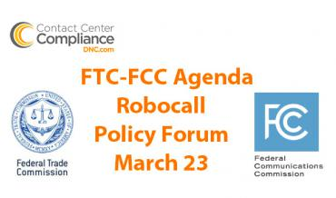 March 23 FTC-FCC Policy Forum