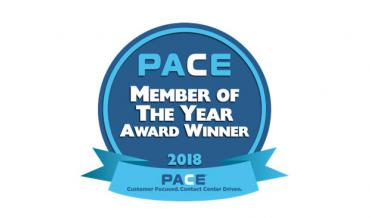 2018 PACE Award Winner - Contact Center Compliance