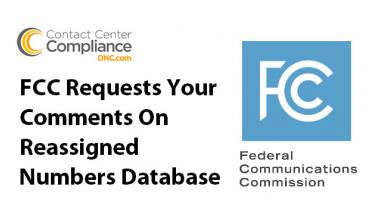 FCC Logo FCC Reassigned Numbers Database