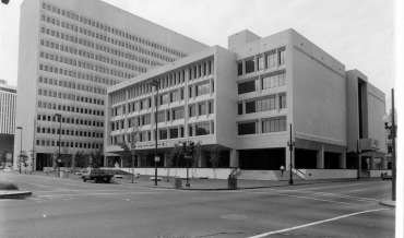 The Hale Boggs Federal Building in Louisiana