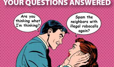 A comic book couple discusses compliance
